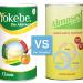 Yokebe oder Almased - Der Vergleich